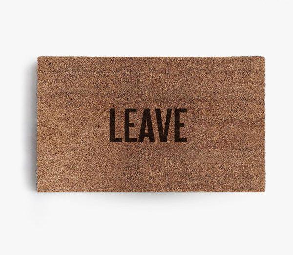 Leave Doormat