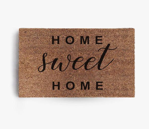 Home Sweet Home Doormat